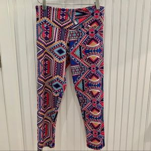 ONZIE yoga pants in groovy colors & patterns
